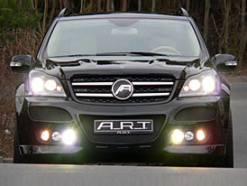 ART X64 - Mercedes GL: medvěd GrizzLy