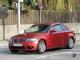 Spy Photos: Sexy kupé BMW řady 1 bez maskování