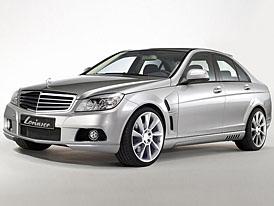 Lorinser m� optick� paket pro nov� Mercedes t��dy C
