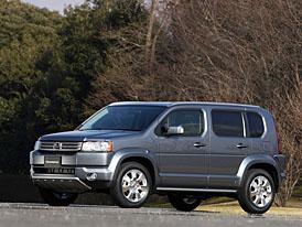 Honda Crossroad – menší bráška CR-V