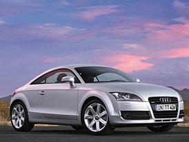Audi TT: nepravé quattro i pro základní motorizaci