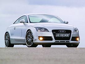 JE Design Audi TT: útok na 911 Carreru?
