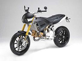 Duss Supermoto V2: nový litrový motard na scéně