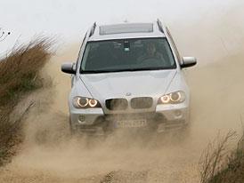 Nové BMW X5 jak jej neznáte