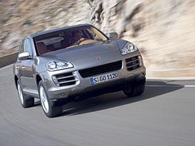 Porsche chce plnit normu EU6 již v roce 2008