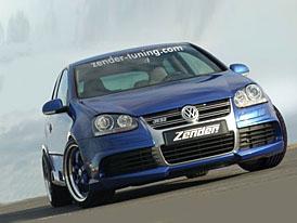 Zender připravil optický kit pro VW Golf R32