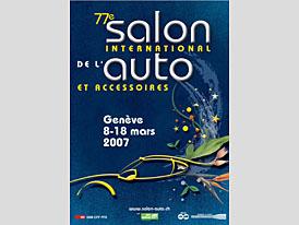 Autosalon Ženeva 2007 - Speciální příloha Auto.cz