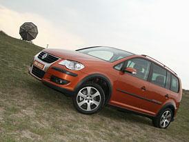 Volkswagen CrossTouran: První jízdní dojmy