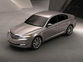Hyundai BH: koncept Genesis už má civilní jméno