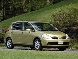 Nissan Tiida: evropsk� premi�ra bude v Bratislav�
