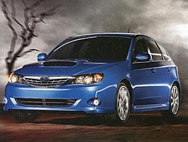 Subaru Impreza WRX – první neoficiální foto!