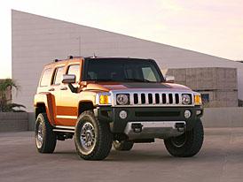 General Motors prodá značku Hummer. Neví se komu