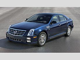 Cadillac STS: facelift pro modelový rok 2008