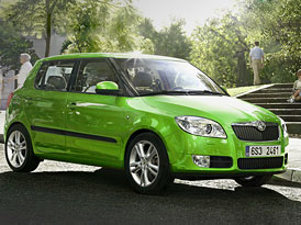 Škoda vyvíjí úspornou řadu Fabia Green Line