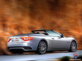 Spy Photos: Nov� Maserati Spyder se p�edstav� na podzim