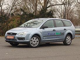 Ford FlexiFuel: odpověď na výzvy Evropské komise?