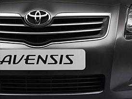 Toyota Avensis ve znamení jara