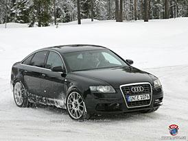 Spy Photos: Nová RS od Audi - RS6 a dvanáctiválcové Q7 RS TDI