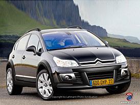 Spy Photos: Překvapení made by Citroën - C4 Cross