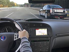 GM V2V (Vehicle To Vehicle): komunikace mezi auty jednou zvýší bezpečnost provozu