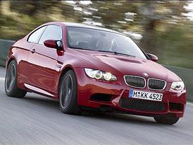 Nové BMW M3: definitivní podoba sériového vozu (doplněno o fotogalerii + plakáty)
