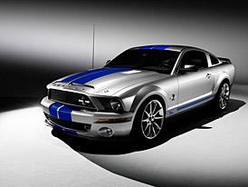Mustang Shelby GT500KR: Král silnic se vrací!