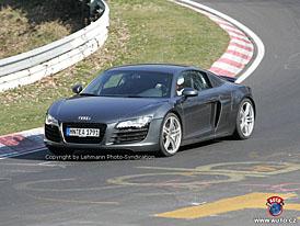 Spy Photos: dvě nová desetiválcová Audi RS krouží společně na Nürburgringu