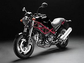 Ducati Monster 695 teď v akci pod 200 tis. Kč