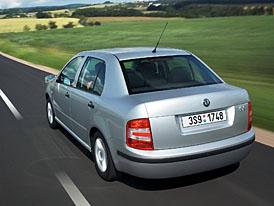 V ČR jezdí už 4,5 milionu aut, jejich průměrný věk roste