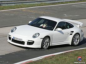 Spy Photos: Nové Porsche 911 GT2 na Nürburgringu