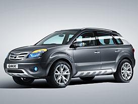 Renault-Samsung QMX: jihokorejský Koleos