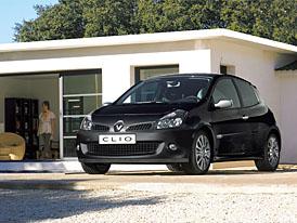Renault Clio Renault Sport Luxe: luxusní střela