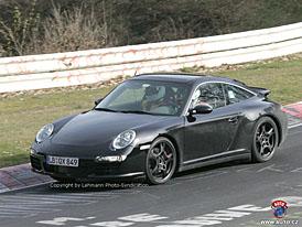 Spy Photos: �asn� facelift i pro Porsche 911 Targa