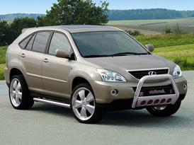 Toyota svolá ke kontrole přes 100.000 hybridních automobilů