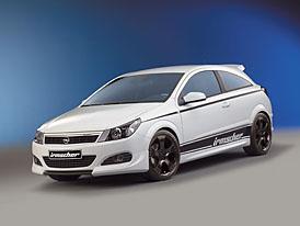 Irmscher Astra GTC Pure: b�l� hot-hatch