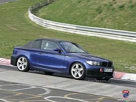 Spy Photos: BMW 1 Coup� a BMW 1 Cabrio - u� asi nemaj� co skr�vat
