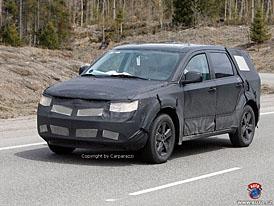 Spy Photos: Chrysler připravuje nový crossover místo PT Cruisera