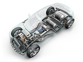 Chevrolet Volt: Záruka 8 let/160 tisíc km na baterie