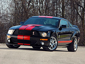 Ford Shelby GT500 Red Stripe Limited Edition
