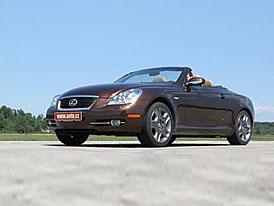 Lexus snižuje ceny RX400h o 150 tisíc a SC430 o 255 tisíc korun