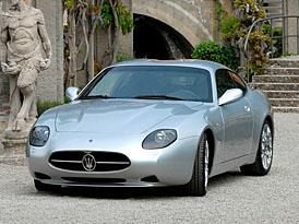 Maserati GS Zagato: plnokrevník v novém kabátě (nová fotogalerie)