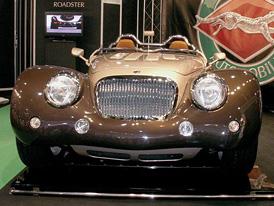 Autosalon Lipsko: Leopard V8 - polsko-švédský roadster