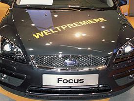 Autosalon Lipsko: Ford Focus CNG - světová premiéra