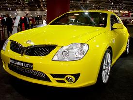 Autosalon Lipsko: Brilliance – první čínská automobilka se pokusí dobýt Evropu