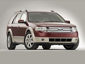 Ford vidí budoucnost v segmentu CUV: Edge, MKX, Flex, Milan nebo MKZ