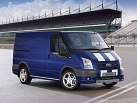 Ford Transit SportVan: dodávka s extra image