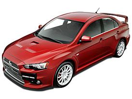 Mitsubishi: Nechceme, aby Lancer Evolution pokračoval v roli konkurenta Imprezy WRX STI