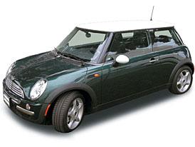 Mini Cooper na elektrick� pohon do roku 2008