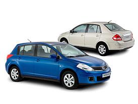 Nissan Tiida: ceny na českém trhu začínají na 424.900,-Kč