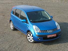 Nissan Note: 100 tisíc prodaných vozů v Evropě